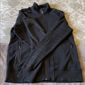 Lululemon zip up sweatshirt